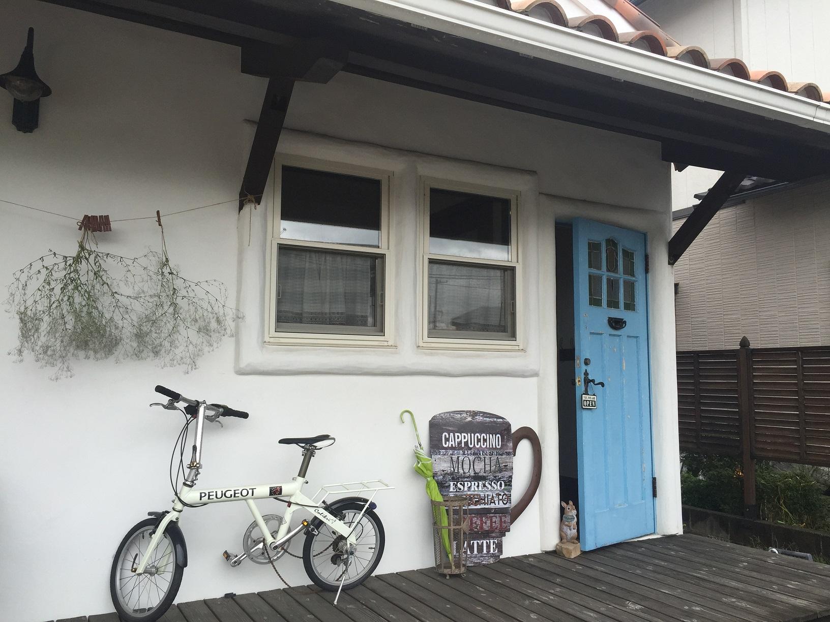 カフェのようなかわいいお家が、ホントにカフェになりました♡in福井